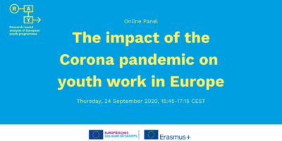 The Impact Of The Corona Pandemic On Youth Work In Europe